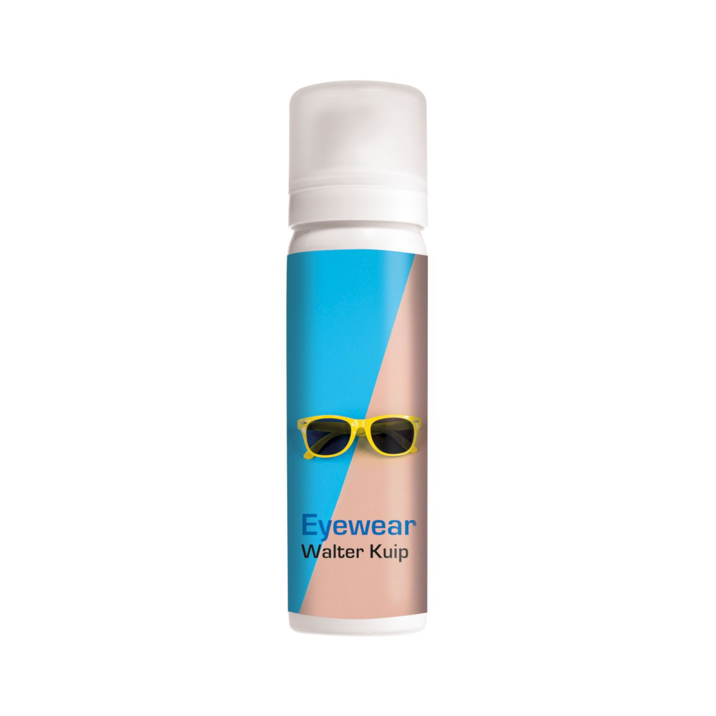 Witte Aftersun mousse | Flacon | 50 ml